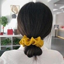 Simple Korean hair circle
