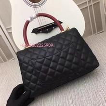 Luxury Caviar Handbag Women bags Designer Top Quality Crossb
