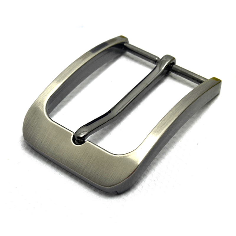 35mm Metal Pin Buckle Men Women Waistband Buckles Belt DIY Leather Craft Buckle Fashion Solid Color Belt Buckles Accessories