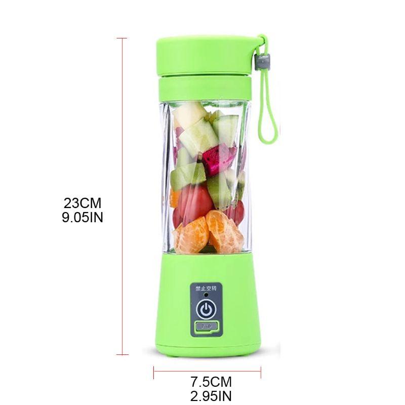 pessoal liquidificador usb recarregavel 380ml maquina de mistura frutas multifuncoes 05