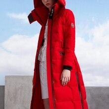 OVERSIZE brand New 2019 Winter jacket women down ja