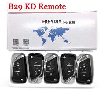 XNRKEY nowy Model KD900 KD900 + URG200 KD-X2 Generator kluczy seria B pilot B29 3 przycisk uniwersalny pilot KD tanie i dobre opinie dostępna CN (pochodzenie) B29 kd remote 433 315 3 button