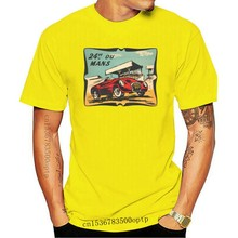 Vintage 24 Hours of Le Mans Decal T-Shirt - Du Mans, Endurance, Rallye, Racing Men T Shirt 2019 Summer Fashion Leisure T-Shirt