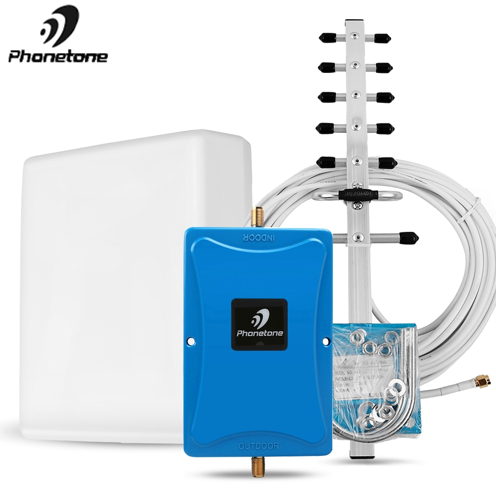 Specially For Russia DCS 2g 1800mhz Tele2 4G Repeater Amplifier 2g Tele2 3g 4g Cellular Signal Booster Signal Repeater Amplifier