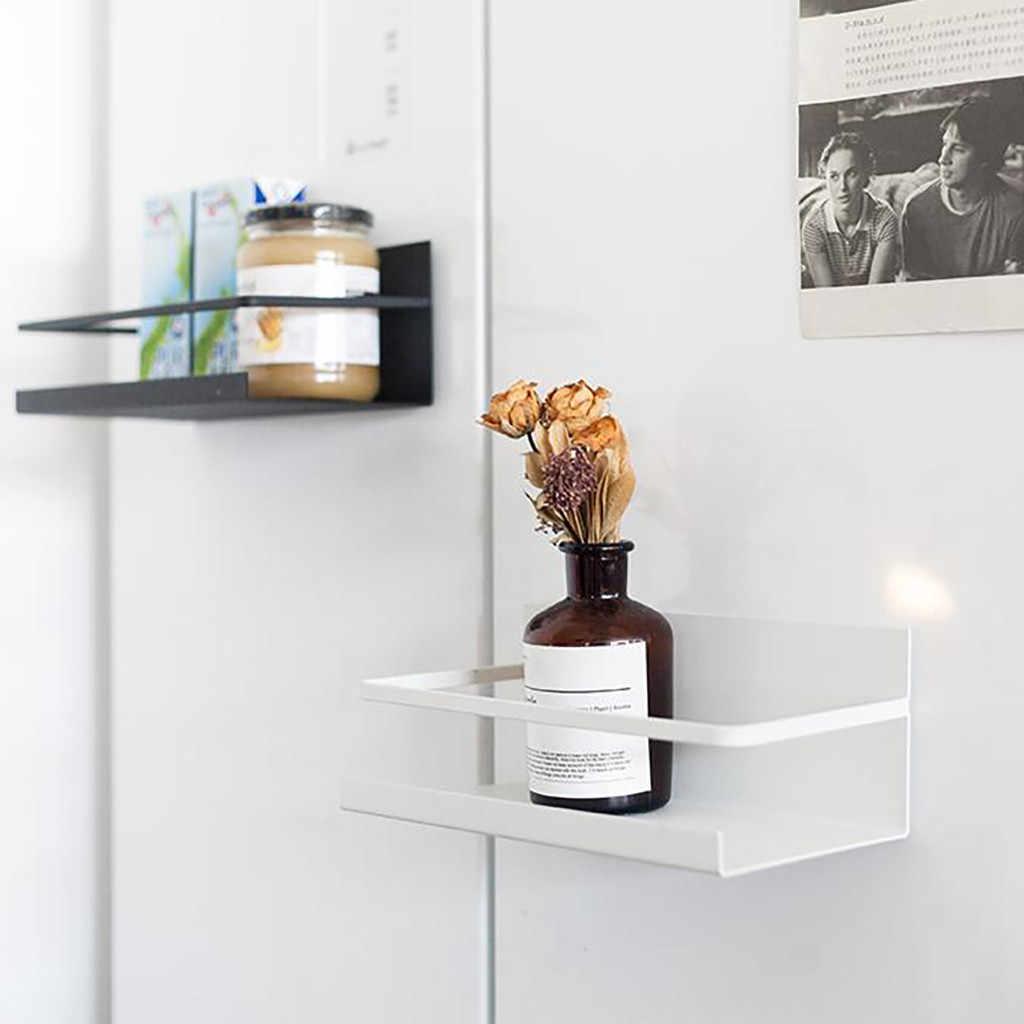 Kitchen Refrigerator Rack Magnetic
