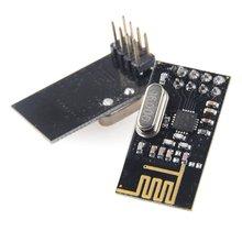 2 шт. Nrf24L01+ 2,4 ГГц беспроводной Радиочастотный приемопередатчик Nrf24L01 беспроводной модуль электронный модуль