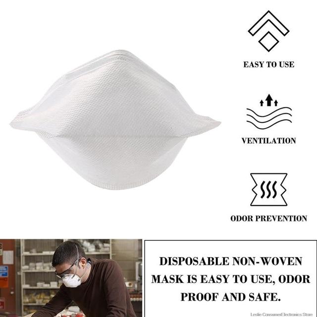 Haif-mask respirator new N95 KN95 FFP2 MASK ,anti dust and protective mask, prevent flu mask,N95