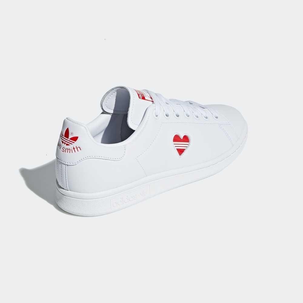Adidpodobne oryginały Stan Smith męskie buty na deskorolkę antypoślizgowe klasyczne białe buty trampki na siłownię G27893