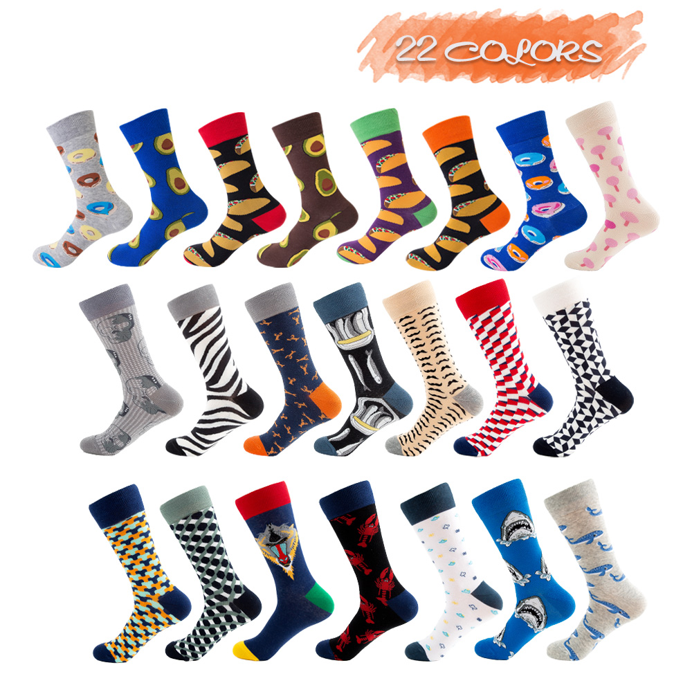 UG Food Pattern Funny Design New Fashion Men And Women Socks Have Quality Assurance