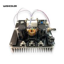 DRSSTC 드라이버 보드 12V DC 입력 (온보드 GDT 포함) 이중 공진 솔리드 스테이트 테슬라 코일