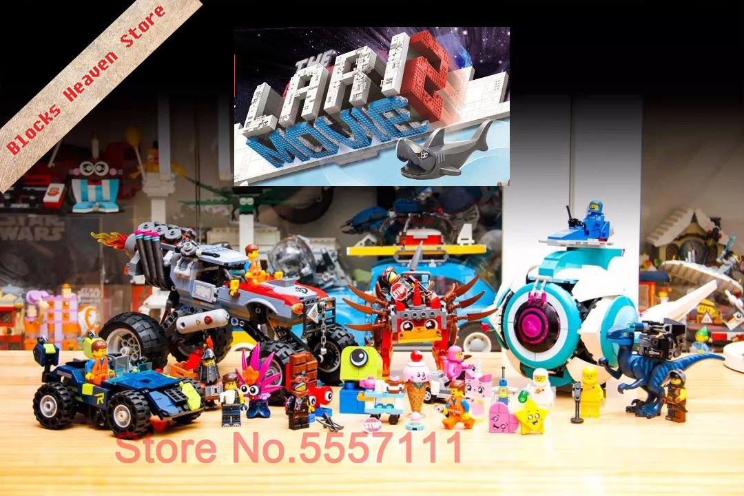 17pcs Set 70821 70836 Compatible Movie Series 70840 Welcome To Apocalypseburg 70835 Rex S Rexplorer 70834 70833 Lucy S Builder Blocks Aliexpress