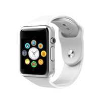 A1 relógio de pulso bluetooth relógio inteligente esporte pedômetro gps sim crianças/homens smartwatch à prova dwaterproof água para android smartphone relógio de pulso