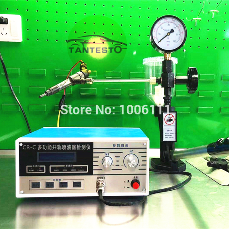 FOR BOSCH DENSO DELPHI SIMENS CR-C Diesel Common Rail Injector Repair Test Tools