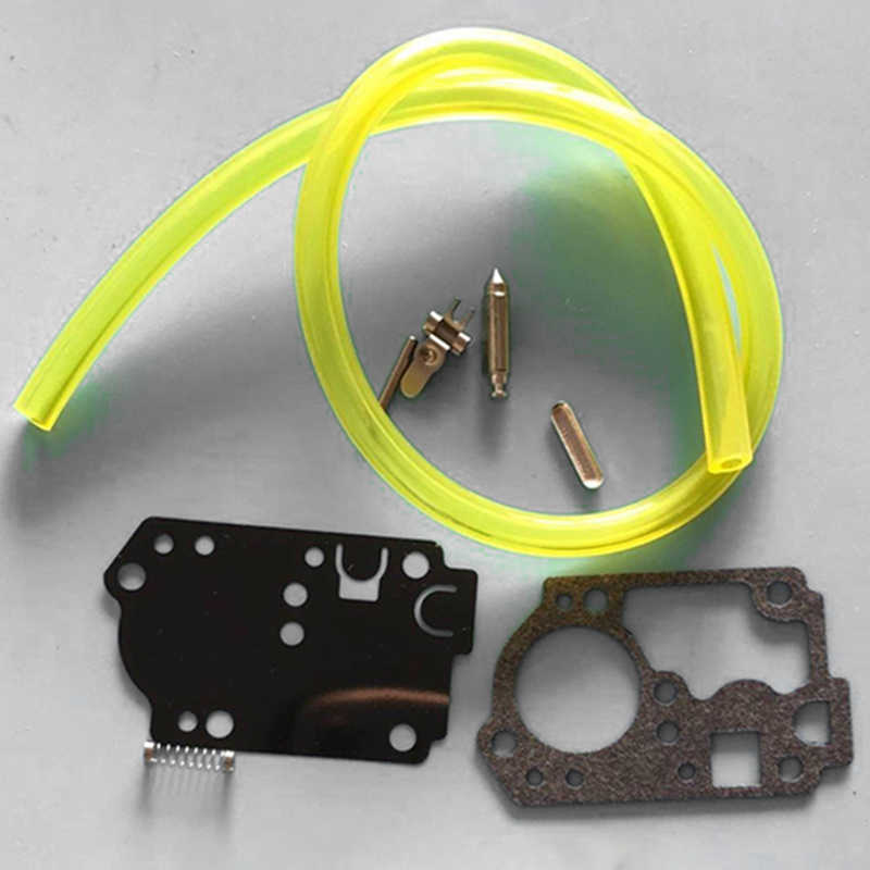 Attachment 1.5 Feet Fuel Line Carburetor Repair Kit For Poulan BVM210VS Lawn Mower Parts Garden Power Tools