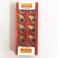10 piezas MB-11G300-02-20L 1025 Original CNC insertos de carburo herramientas