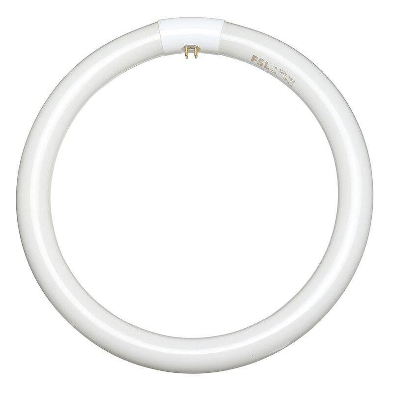 1pcs 22W 32W Round Fluorescent Lamp Circular Blub Lamp T9 Ring Tubes Light Replacement Of Fluorescent Light Lamp Fluorescent