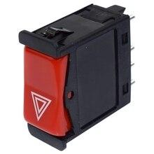 Предупреждение аварийный светильник переключатель мигалки 1248200110 для Mercedes-Benz W124 W201 W202 500E 300CE 400E 190E 300D E320