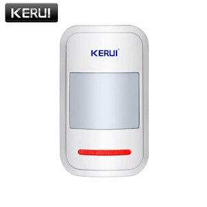 Image 1 - KERUI Mini Wireless Intelligent PIR Motion Sensor Alarm Detector For GSM PSTN Home Burglar Anti Theft Alarm System Security