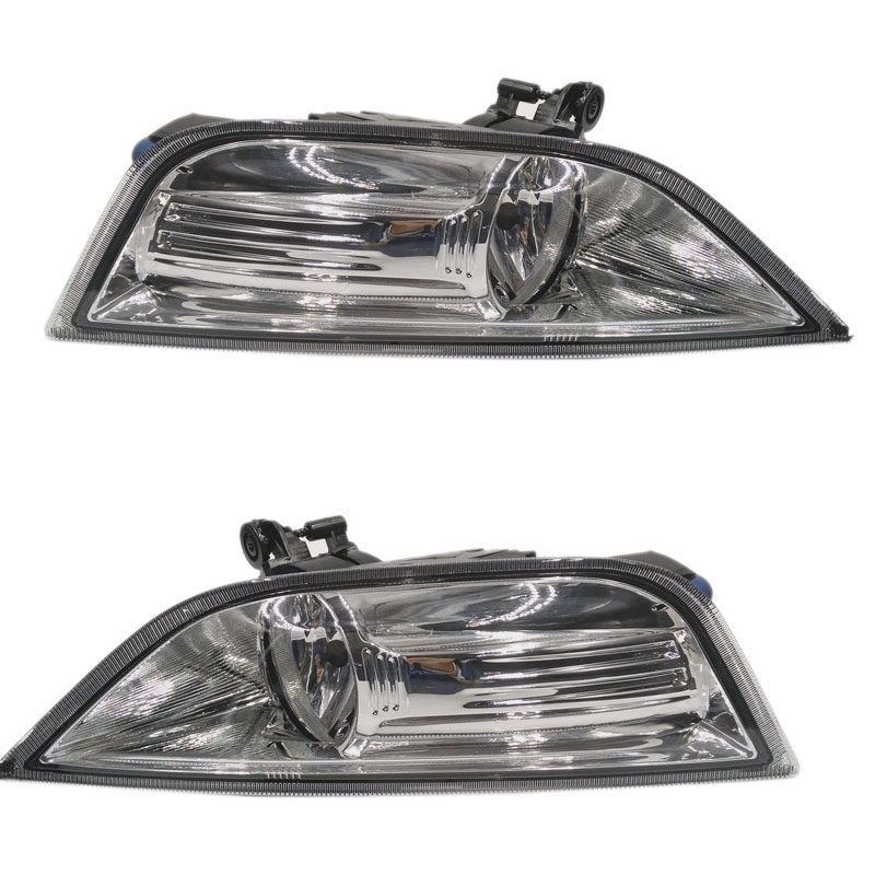 DHBH-Car Fog Light Fog Lamp Covers for Ford Mondeo MK4 for Controus for Fusion 2011 2012 2013 2014 Front Bumper Fog Lamp Driving