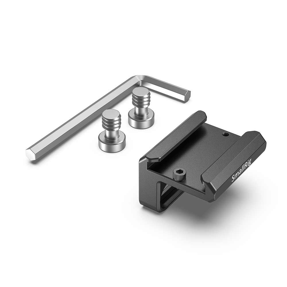 SmallRig do montażu na zimno dla platformy/L wsporniki/SmallRig kamera klatka na zimno płyta buta, aby zamontować mikrofon/Flash/LED Light - 2736