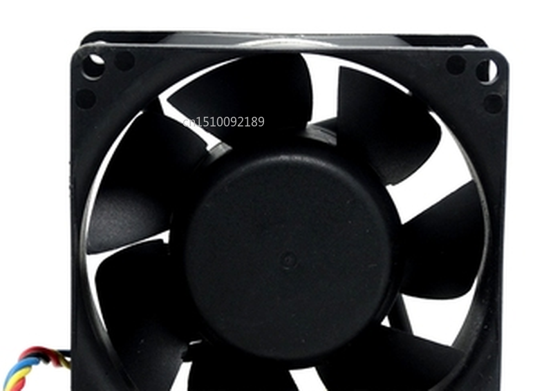 Free Delivery. 48 V PSD4808PMBX-A New Original Shaft Diaspora Heat Blower Fan 8038 Radiator One Year Warranty