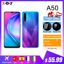 XGODY-teléfono inteligente A50 3G, 6,5
