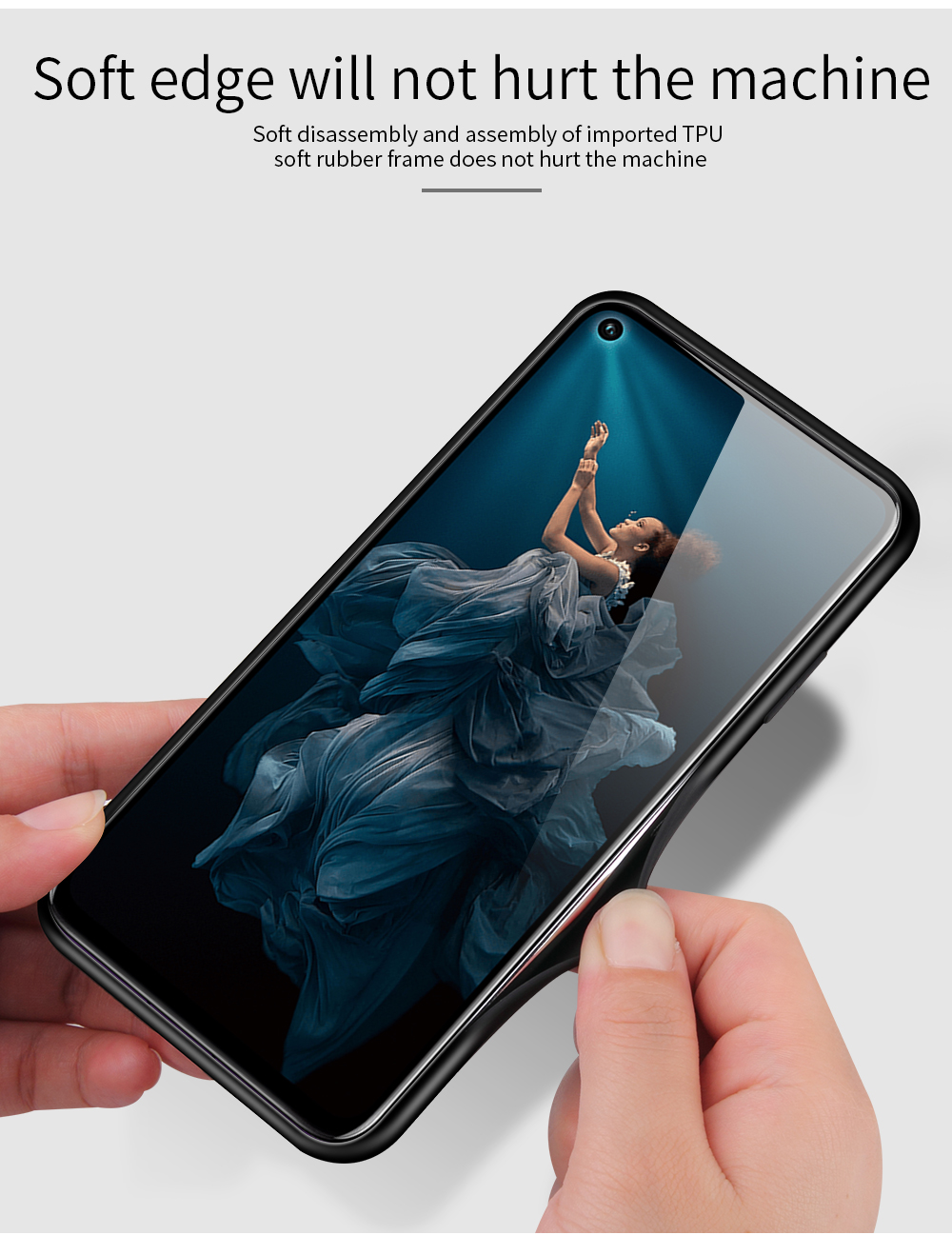 Hbe684ce3ba1249d9adf0d7315d369520f Phone Case for Huawei Honor 20s 20 Case Marble Tempered Glass Soft Tpu Frame Back Case for Huawei Honor 20s Honor 20 Pro Case