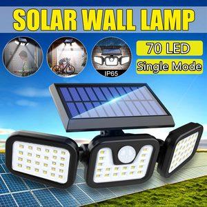 Outdoor 70 LED Solar Light Mot