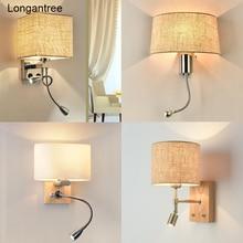 LED Wall Lamps Bedroom Light Bedside Lamp Adjustable Book Li