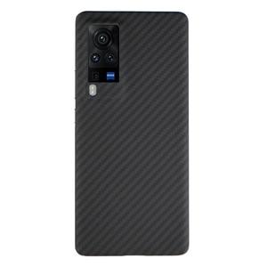 Image 4 - Ytf Carbon Carbon Fiber Telefoon Case Voor Vivo X60 Pro 5G Aramid Fiber Ultra Dunne Anti vallen Business Cover X60 Pro Shell