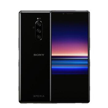Перейти на Алиэкспресс и купить Новый мобильный телефон Sony Xperia 1 J9110 6,5 дюйм6 ГБ ОЗУ 128 Гб ПЗУ Восьмиядерный процессор Snapdragon 855 Android 9 IP68 водонепроницаемые телефоны с двумя sim-карта...