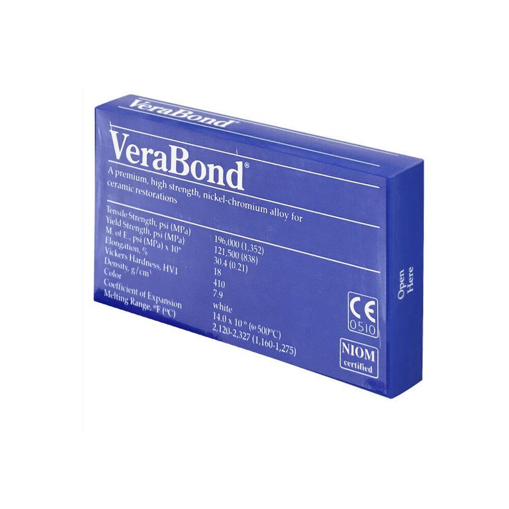 US $6.6 6% OFFDental Lab VeraBond Nicr Nickel Chromium with Beryllium  Dental VB Metal Porcelain AlloyTeeth Whitening - AliExpress