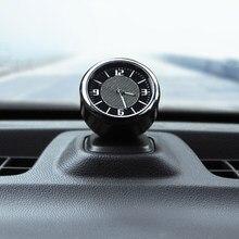 Автомобильные часы с орнаментом, цифровые часы для салона автомобиля, кварцевые часы для Hyundai I20 I10 I30 IX35 Tucson, акцентная соната Elantra Santa Fe