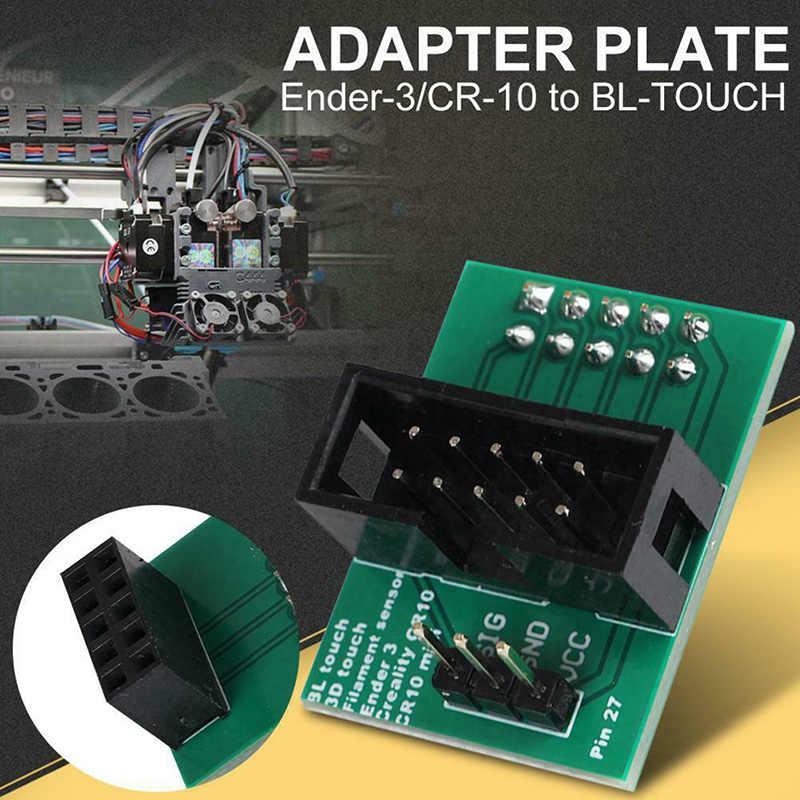 Più ampia di Alimentazione Canale Spille 27 Scheda Adattatore Sensore di Aggiornamento Per Creality CR-10 Ender-3 Ender 3 Pro BL-TOUCH BLTouch 3D Stampante parti