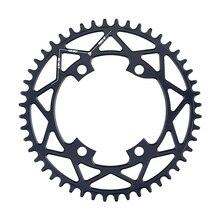 PASS QUEST R110/ 4 BCD 110BCD Round Road Bike 40T-52T Narrow Wide Chainring Chainwheel  For R7000 R8000 DA9100
