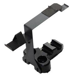 FFYY akcesoria do gier z 5In1 Vr stojak z Ps4 Move kontroler ładowarki do Ps4 Vr Ps kamer Vr/zestaw słuchawkowy/podwójna wibracja 4 Mov w Ładowarki od Elektronika użytkowa na