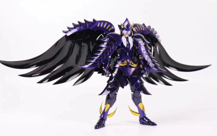 In voorraad chuanshen cs Spoken EX Griffon Minos action figure Hades Spoken Metal Armor-in Actie- & Speelgoedfiguren van Speelgoed & Hobbies op  Groep 3