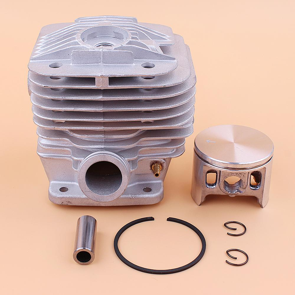 50mm Cylinder Piston Kit For Makita DPC7300 DPC7301 DPC7310 DPC7311 DPC7320 DPC7321 DPC7331 Chainsaw