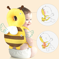 Cartoon Baby Head Protection Pillow Infant Anti-fall Pillow Soft PP Cotton Toddler Children Protective Cushion Baby Safe Care