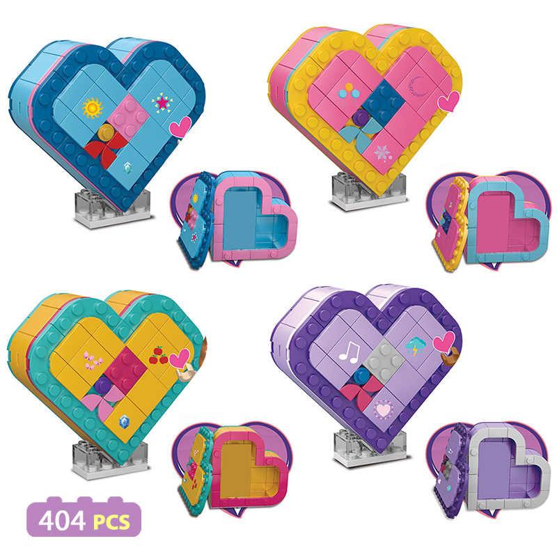 932 個 heartlake 市病院モデル構築ブロック少女の友人で互換性のリスフィギュアおもちゃ子供のため