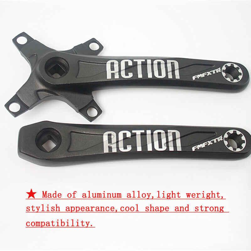 FMFXTR 170mm 104//64BCD Crankset 3X10 Speed 24//32//42t Aluminum MTB Bike Chainring
