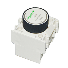 Delayed auxiliary contact module, power-on delay, 10…180 seconds, one normally open and one normally closed screw clamp terminal optimized button tact switch limit switch xce 110 direct acting 1p one normally open and one normally closed