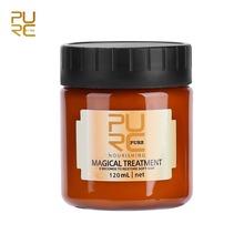 120ml Magical Treatment Hair Mask Soft Smooth Repair Damage Repair damaged hair in 5 seconds for professional hair salon use tanie tanio 1251376 Deep repair Approx 5 5 x 5 5 x 5cm 2 2 x 2 2 x 2inch