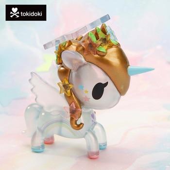 Tokidoki Unicorn Family Blind Box Anime Series Cute Doll Guess Bag Toys Figure Birthday Gift Kid Toy Free Shipping