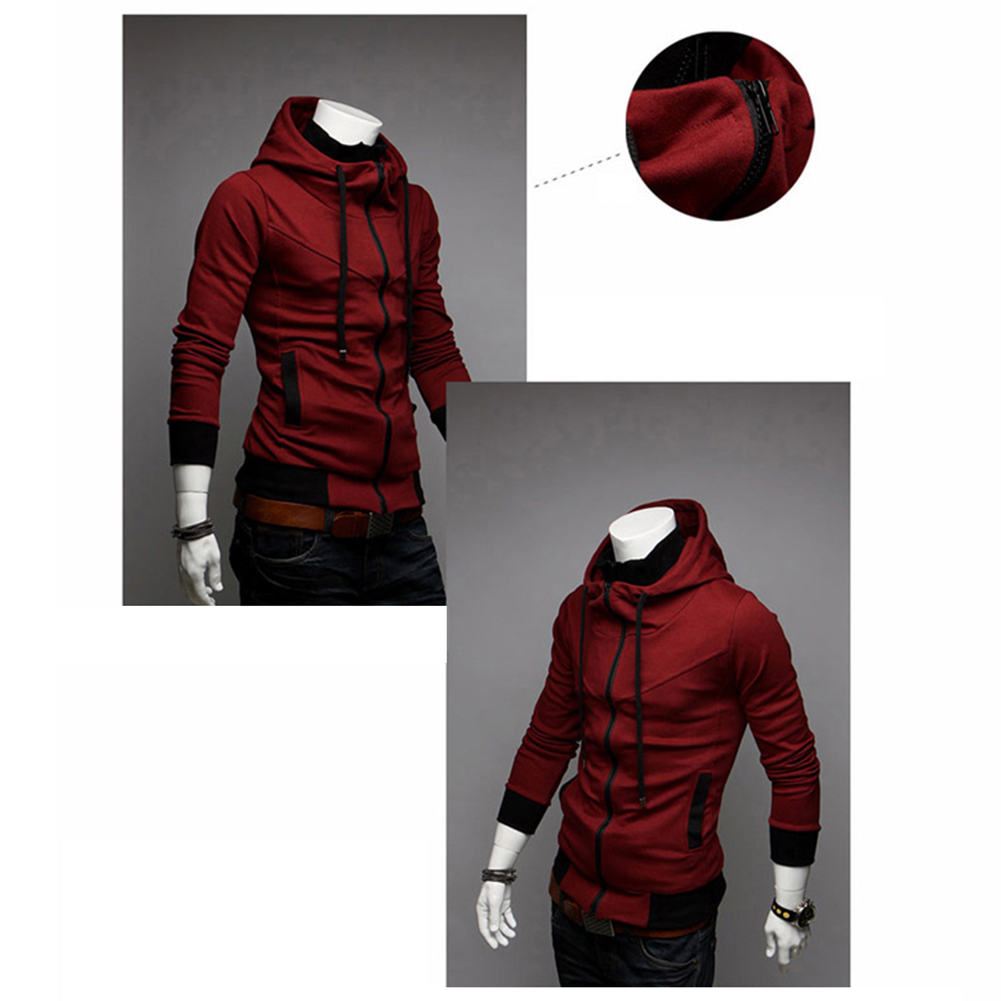 Hbe6f51745f4f4a60a81b6b8d72f2491dI Jacket Men Autumn Winter zipper Casual Jackets Windbreaker Men Coat Business veste homme Outdoor stormwear clothing
