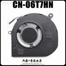 EG50040S1-CJ60-S9A dc28000pksl para dell precision 3540 e latitude 5510 cpu ventilador de refrigeração CN-06T7HN