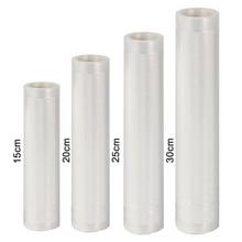 4Rolls Vacuum packer bag for vacuum sealer meachine food packing bags Saver Packaging Plastic household 15&20&25&30x500cm