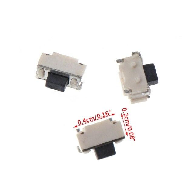10 шт/1 набор боковые тактильные кнопочные микро smd smt такт