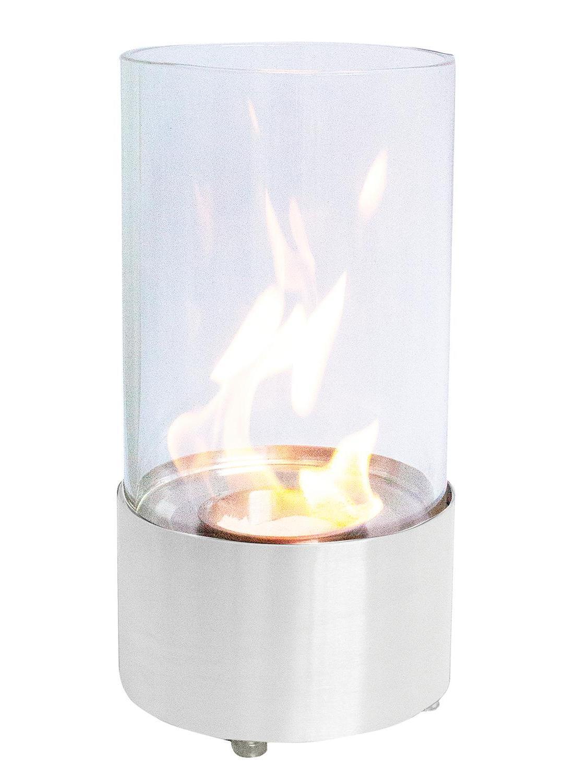 Fireplace Bioethanol From Table Sorrento-burner Ceramics Fiber-Decorative, Thermal, Indoor, Design Design Elegant