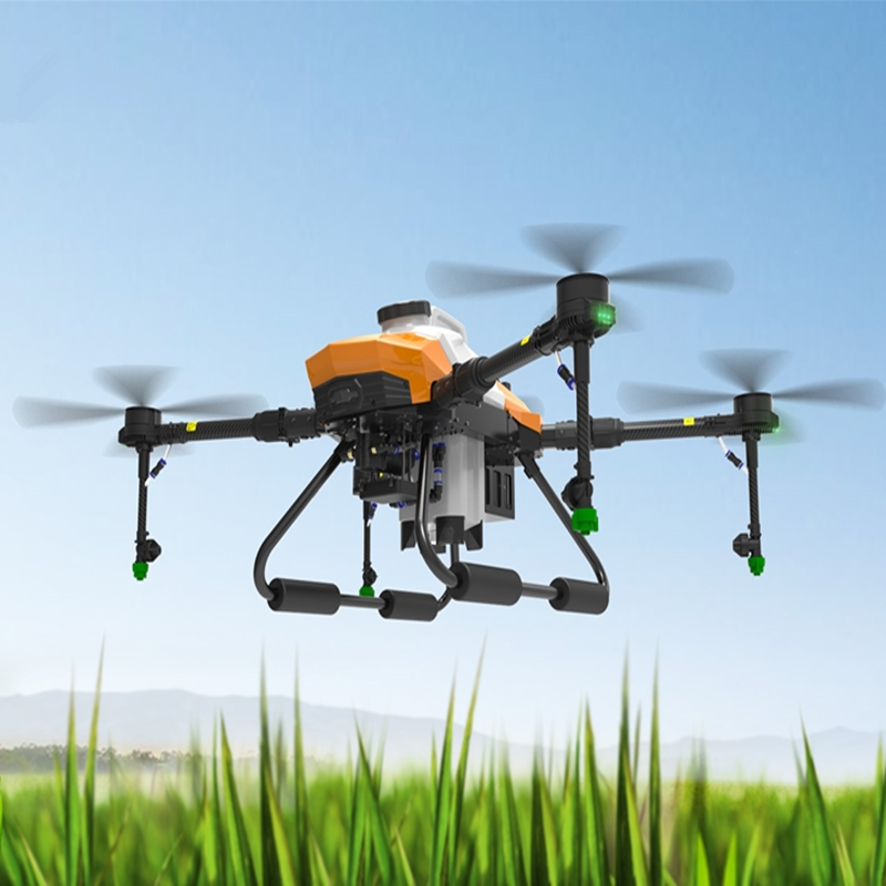 2020 New EFT G06 Small Plant Protection Drone With 6L Water Tank Frame Optional Power System Suitable For Small Area Operation
